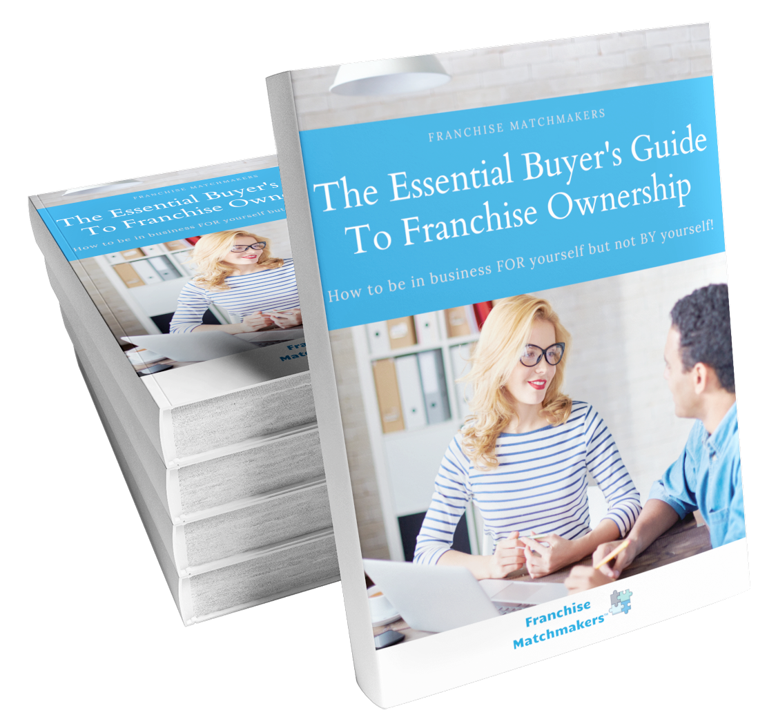 franchise buyers guide cover