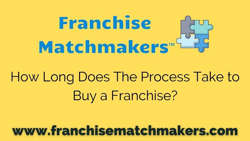 How Long Does the Franchise Buying Process Take?